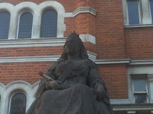 Queen Victoria Memorial Croydon
