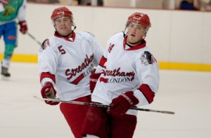Streatham's out-dated logo will be missing from the team's uniforms on the ice this season