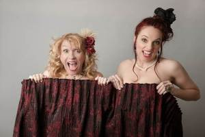 have written and scored their musical comedy, The Unbearable Pleasure of Being A Woman