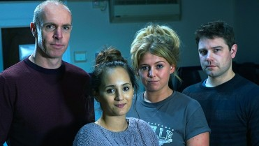 The Mitre PLayers' cast of Proof, performing in Sanderstead next month