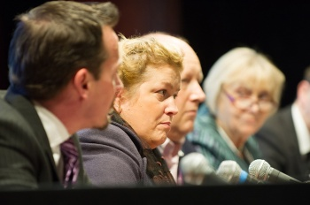 Alison Butler: the Labour council cabinet member responsible for the Queen's Gardens deal with Hub