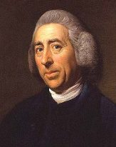 The man who effectively created the idea of the landscaped garden: Capability Brown
