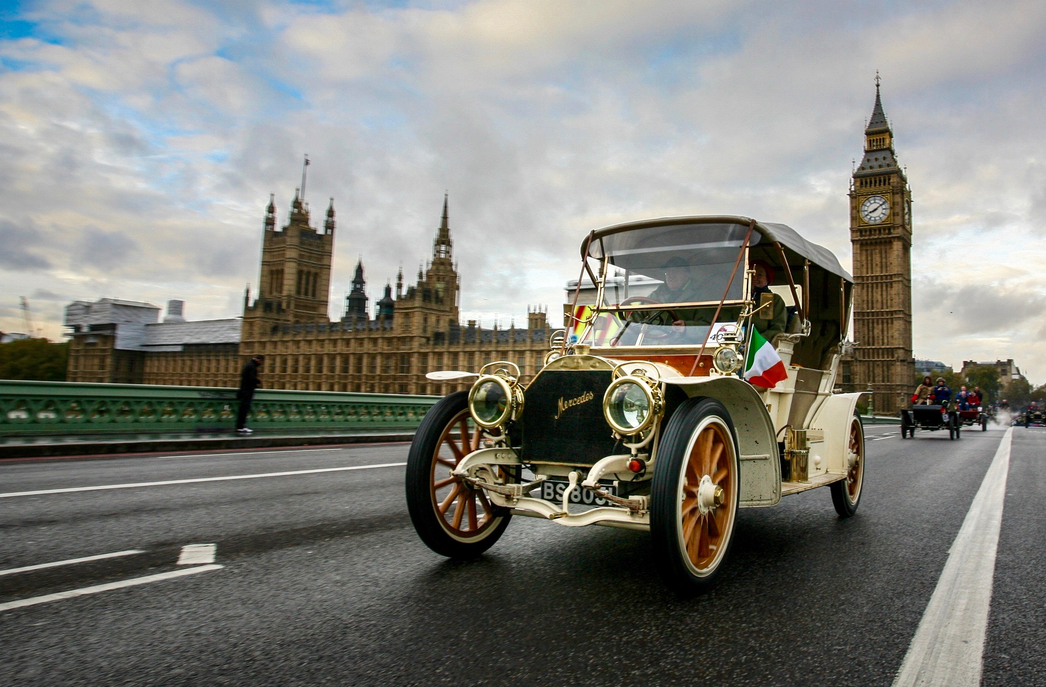 From Norbury to Coulsdon, Veteran Car Run on your doorstep | Inside ...