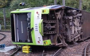 Trams caught speeding 128 times since Sandilands crash