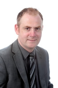 Council executive in charge of finance, Richard Simpson: faces an interesting few months