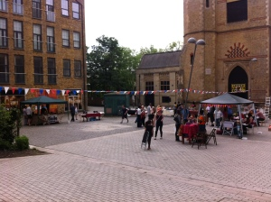 Exchange Square and the pumping station: council plans to move Surrey Street market traders there could be blocked