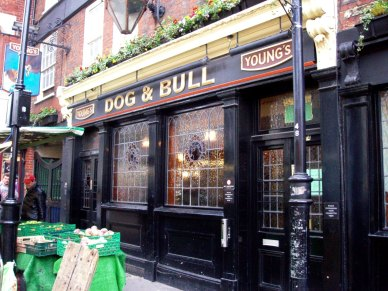 Even one of Surrey Street's biggest businesses, the Dog and Bull pub, was excluded from the latest Surrey Street meeting