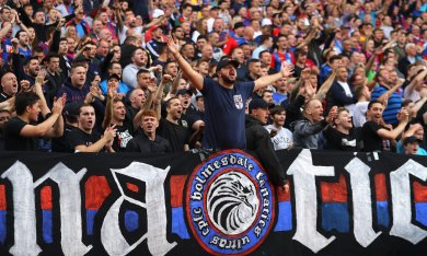 Fighting for their club's soul: the Holmesdale Fanatics