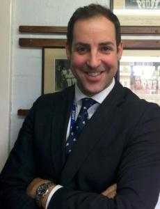 Wallington headmaster Jonathan Wilden: he has a 'vision'