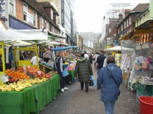 Surrey Streeet market 'looks a bit tatty', according to Labour councillor Mark Watson