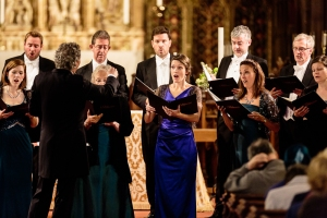 TheSixteen are coming to Croydon in June. Photo: Simon Jay Price