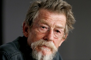 John Hurt, who died last month, features in Jackie