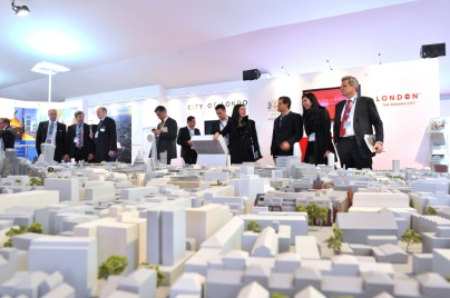 Sutton's seeking a slice of the property speculator action at MIPIM next month. But the council won't say who's footing the bills