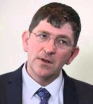 Crossded a line: Sutton CEO Niall Bolger