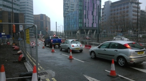 Council report says roads 'will not cope' with Westfield traffic