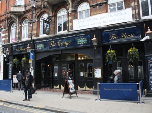 The George, now owned by Wetherspoons after a £4million transaction