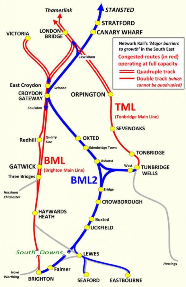 Shock as Labour manifesto backs BML2 rail scheme | Inside