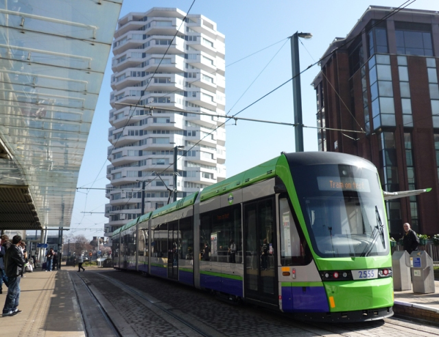 TfL to steam ahead with tram timetable changes from Feb 25