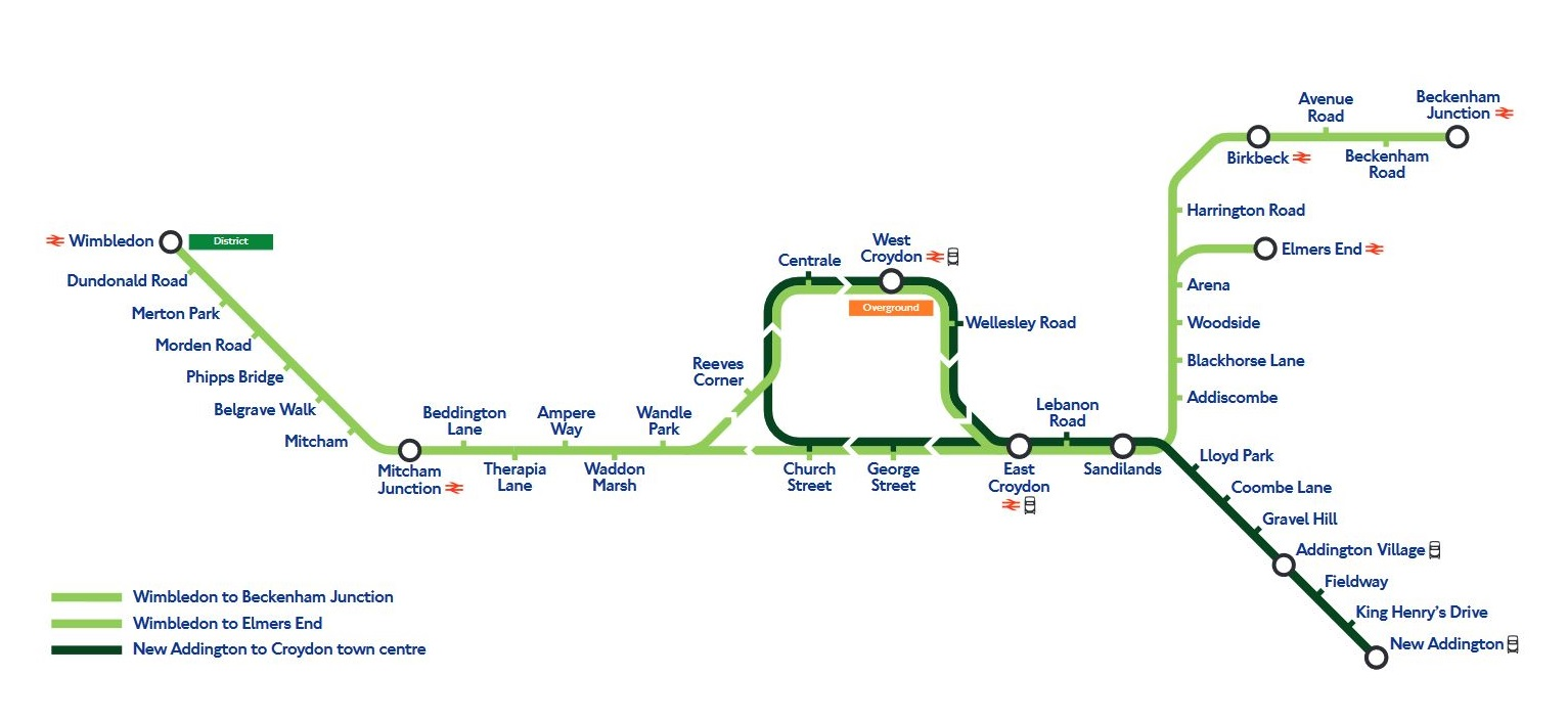 TfL to steam ahead with tram timetable changes from Feb 25 Inside