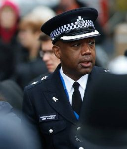 Police Borough Commander on 'other duties' following incident