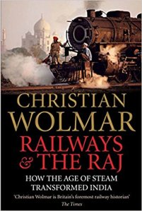 Author's talk on Railways And The Raj, East Croydon, Jun 3