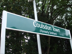 Coulsdon Town