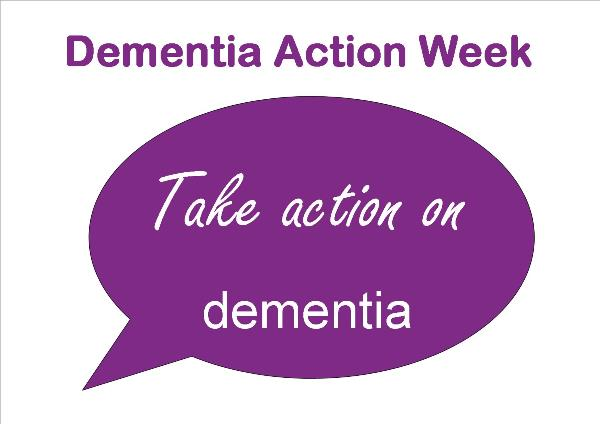 dementia action week events centre on the clocktower