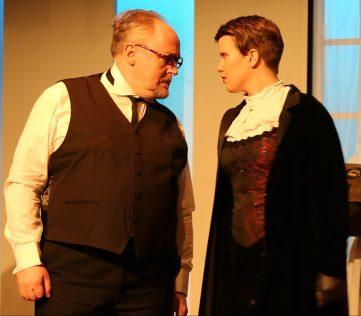 Coulsdon Theatre Workshop Holmes v Dracula