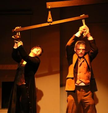 Coulsdon Theatre Workshop Holmes v Vampyres